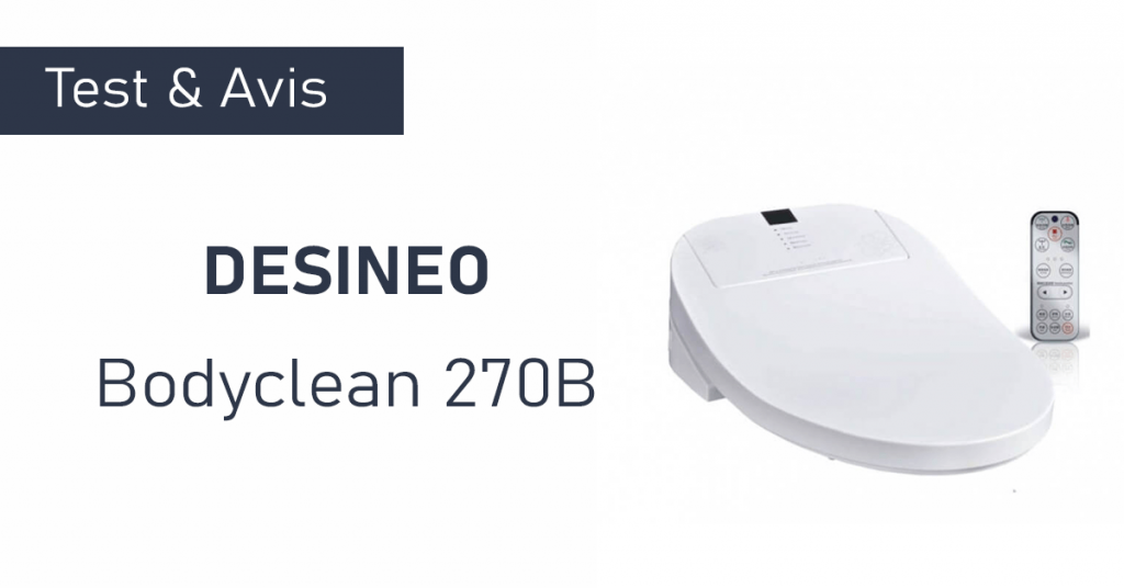 desineo bodyclean 270b test